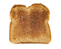Slice of toasted bread isolated - PhotoDune Item for Sale