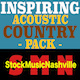 Inspiring Acoustic Country Pack