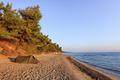 Kriopigi beach. Kassandra of Halkidiki peninsula, Greece - PhotoDune Item for Sale
