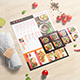 Testy Food Menu Packages - GraphicRiver Item for Sale