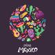 Viva Mexico Poster - GraphicRiver Item for Sale