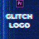 Noise Glitch Logo Mogrt - VideoHive Item for Sale