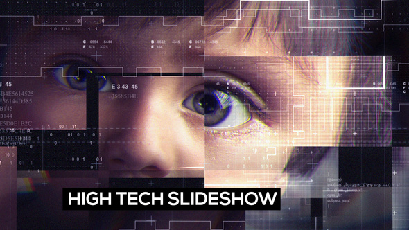 High Tech Slideshow