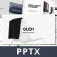 Gleh | Business Presentation Template - GraphicRiver Item for Sale