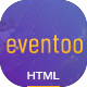 Eventoo - Event HTML Template - ThemeForest Item for Sale