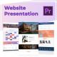 Minimal Website Promo - VideoHive Item for Sale