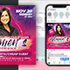 Women's Conference Social Media Post & Flyer Templates - GraphicRiver Item for Sale