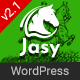 Jasy - Horses & Stables WordPress Theme