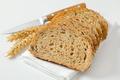 Sliced loaf of whole grain bread - PhotoDune Item for Sale