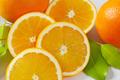 Fresh orange slices - PhotoDune Item for Sale