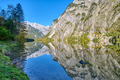 The lovely Obersee in the Bavarian Alps - PhotoDune Item for Sale