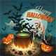 Halloween Illustration - GraphicRiver Item for Sale