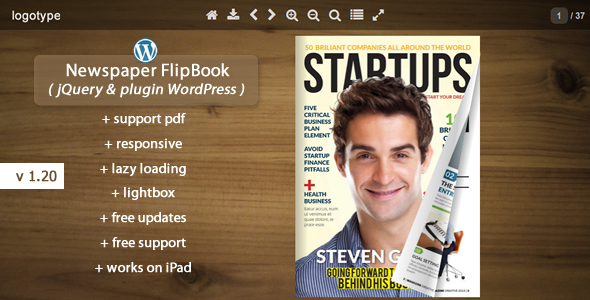 Photo of Flipbook WordPress Eklentisi Gazetesi Full Download