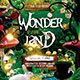 Wonderland Flyer - GraphicRiver Item for Sale