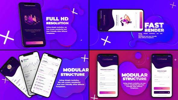 Liquid App Promo