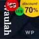 Waulah - Infinite Scroll Grid Style News Magazine Blog WordPress - ThemeForest Item for Sale