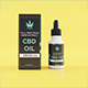 CBD dropper Bottle with Box - 3DOcean Item for Sale