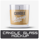 Scented Candle Mock-up - GraphicRiver Item for Sale