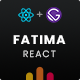 Fatima - Creative React Gatsby Blog Template - ThemeForest Item for Sale