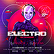 Electro Mix Sessions Party Flyer - GraphicRiver Item for Sale