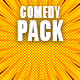 Comedy Intro Logo Pack - AudioJungle Item for Sale