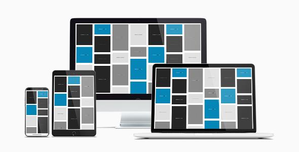 Responsive CSS Flexbox Grid Framework
