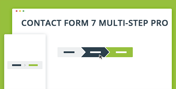 Contact Form Seven 7 Multi-Step Pro (Add-on For CF7) Download