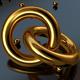 Gold Material - 3DOcean Item for Sale