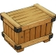 Closed Wooden Box - GraphicRiver Item for Sale
