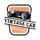 Vintage Car Logo - GraphicRiver Item for Sale