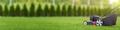 Lawn mower - PhotoDune Item for Sale