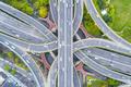 city road interchange closeup - PhotoDune Item for Sale