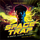 Space Trap Flyer - GraphicRiver Item for Sale