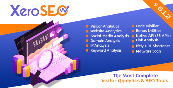 Codecanyon | XeroSEO - The Most Complete Visitor Analytics & SEO Tools Free Download free download Codecanyon | XeroSEO - The Most Complete Visitor Analytics & SEO Tools Free Download nulled Codecanyon | XeroSEO - The Most Complete Visitor Analytics & SEO Tools Free Download