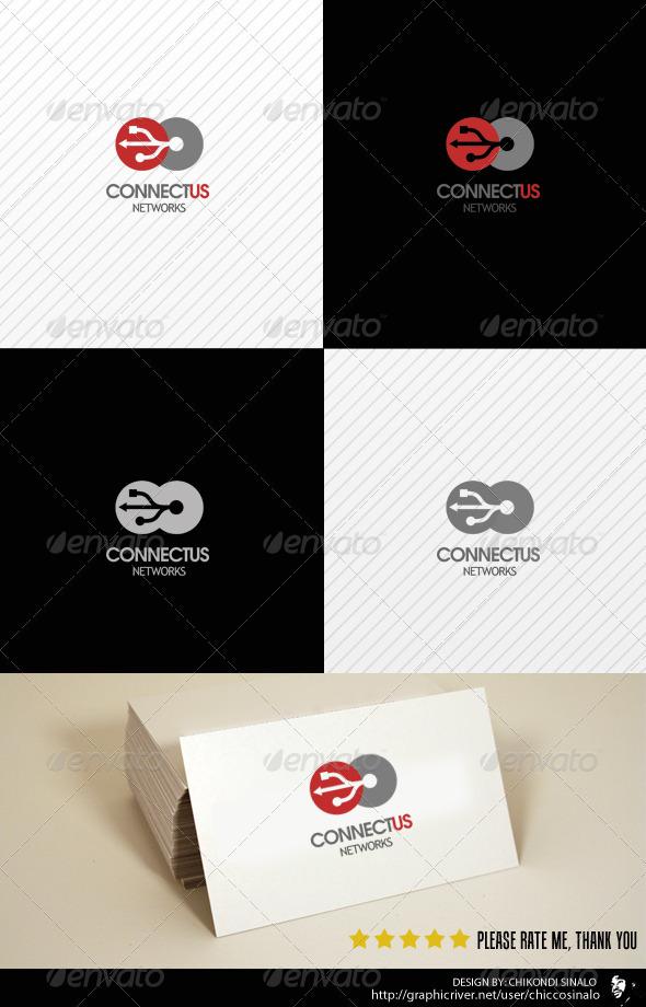 Connectus Logo Template