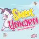 Sweet Unicorn - GraphicRiver Item for Sale