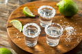 Alcoholic Tequila Shots with Lime - PhotoDune Item for Sale