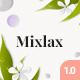 Mixlax - Spa,  Beauty, Salon, Wellness PSD Template - ThemeForest Item for Sale