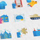 Internet of Things Modern Flat Animated Icons - VideoHive Item for Sale