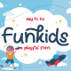 Fun Kids - Playful Font - GraphicRiver Item for Sale