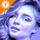 Blue LEDs Effect Photoshop Action - GraphicRiver Item for Sale