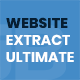 Website Extract Ultimate - Extract content & scripts of websites - CodeCanyon Item for Sale