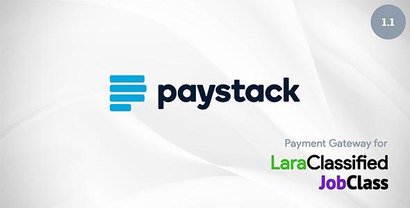 Paystack Payment Gateway Plugin