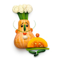 Veggie chef. - PhotoDune Item for Sale
