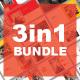 3in1 Bundle Google Slide Templates - GraphicRiver Item for Sale