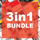 3in1 Bundle Keynote Templates - GraphicRiver Item for Sale
