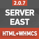 ServerEast - Web Hosting HTML Template - ThemeForest Item for Sale