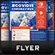 Medical Virus Campaign Flyer - GraphicRiver Item for Sale