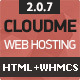 Cloud Me - Web Hosting, Responsive HTML Template - ThemeForest Item for Sale