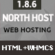 North Host - Web Hosting, Responsive HTML Template - ThemeForest Item for Sale